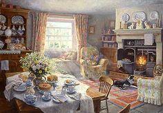 Lake Artists Society - Stephen J Darbishire RBA