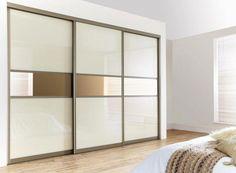 Modern sliding wardrobe design ideas for bedroom Latest Wardrobe Designs, Sliding Door Wardrobe Designs, Closet Designs, Bedroom Door Design, Bedroom Cupboard Designs, Wardrobe Design Bedroom, Wardrobe Closet, Loft Design, Modern Design