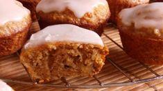 Húsvéti sárgarépás muffin, húsvét, sárgarépa Food And Drink, Vegan, Baking, Breakfast, Cake, Fitt, Kitchen, Morning Coffee, Cooking