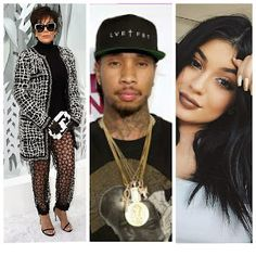 Welcome To Chitoo's Diary.: Tyga Will Dump Kylie Jenner If Kris Demands To See...