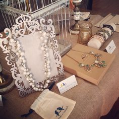 My Chloe and Isabel display http://www.chloeandisabel.com/boutique/deespetals/