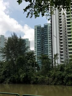 03/01 - My block of houses from the Sengkang park  connector...