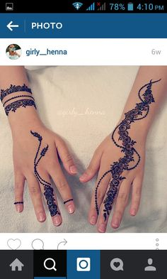 Modern Henna Designs, Eid Mehndi Designs, Beautiful Henna Designs, Latest Mehndi Designs, Henna Tattoo Designs, Henna Tattoo Hand, Henna Mehndi, Henna Art, Hand Tattoos