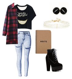Casual Days by just-another-vain-person on Polyvore featuring polyvore, fashion, style, ASOS, women's clothing, women's fashion, women, female, woman, misses and juniors