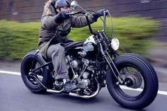 Bobber with apes.