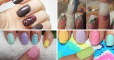 There are plenty of ways to go about applying a manicure – a slick of clear polish, a dash of matte color, a subtle hint of glitter. Your nails can become an ar Bow Tie Nails, Bow Nail Art, Purple Nail Art, Nail Art Stripes, Striped Nails, Easy Nail Art, Lucky Charms Leprechaun, Irish Nails, Minion Nail Art