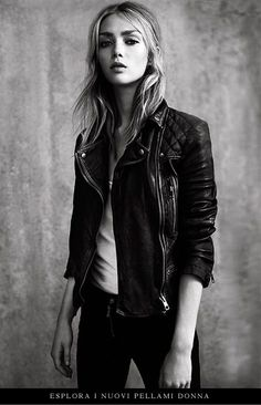 All Saints jacket. I have to go in every time I see the shop just so I can stroke it.
