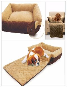 3 Ways Use Pet Bed Dog Sofa Warm Dog Bed (Large) >>> More info could be found at the image url. (This is an affiliate link) #DogBeds