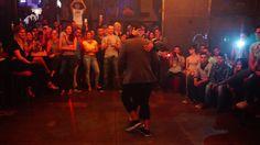 danza kizomba medellin  impro exhibicion (JHAIR Y YERALDIN)