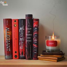 I have read 3/5 of those books and they're fabulous