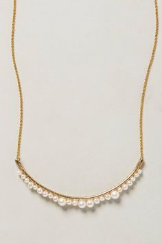 Pearlene Necklace - anthropologie.com