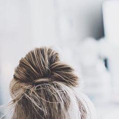 Denne og hestehale har blitt mine standard frisyrer 😅👶🏼 #hair #blonde #theinstaretreat #theinstaretreaters