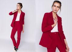 New collection #GirlBoss | Sho off your skills, not your heels | shop www.theITem.com Girl Boss, Blazer, Heels, Jackets, Shopping, Collection, Women, Fashion, Heel