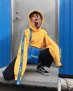 """4,779 Likes, 75 Comments - TheLineUp (@juliaadang) on Instagram: """"When you Swedish af. Just posted an IKEA streetwear lookbook on the channel, link in bio …"""""""