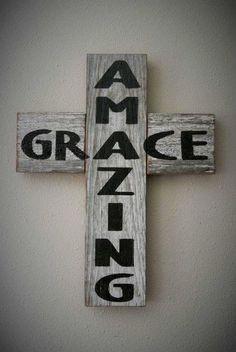 Love his Amazing grace !