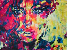 Stranger painting