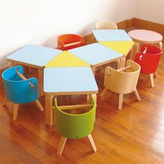 childrens table and chairs o2 (Custom)