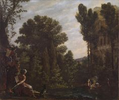 Agostino Tassi - Landscape with a Scene of Witchcraft - Walters 371145.jpg