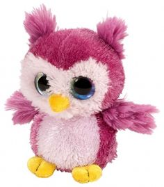 Sherbert Owl: Li'l Sweet & Sassy - Luv Ya Lots (5-inch) at theBIGzoo.com, a toy store with over 12,000 products.