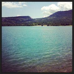 il lago di Barrea http://www.weekendagogo.it/ #abruzzo  #barrea