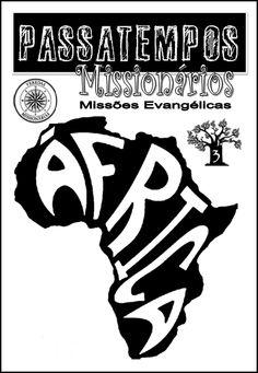 Veredas Missionárias: Revista Passatempos Missionários 3: África!