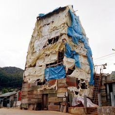 photo by Olaf Unverzart, Somalia Houses series, 2009  via: F/Stop
