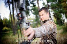 Senior - Archery bow hunting
