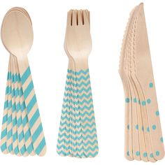 This Patterned Wood Utensil Set is cute and more eco friendly that plastic. Perfect for a casual backyard or beachfront party. Backyard Birthday, 40th Birthday, Birthday Parties, House Of Turquoise, Utensil Set, Summer Parties, Summer Fun, Outdoor Entertaining, Outdoor Parties