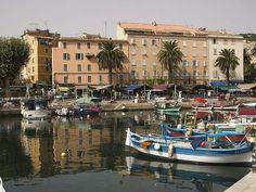 Ajaccio port de pêche guide touristique de la Corse