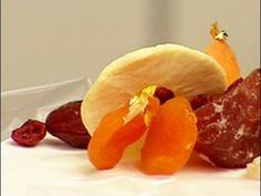 Fruit cake en lata con oro,  cristalizar frutas, Fondant-    Chf. Paulina Abascal - Postres para regalar
