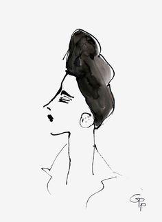 Tall Tale. Tall Turban // Gladys Perint Palmer