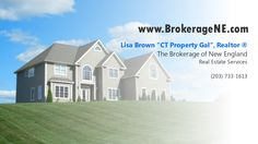 Real Estate News & Announcements: The Brokerage of New England opens in Fairfield County Connecticut.  A Family Owned New England based Real Estate Agency servicing Home Buyers and Sellers in Fairfield, New Haven and Litchfield County.   Whether you are looking to buy, sell, relocate, or want to understand the value of your home, we are the first Brokerage you want to talk too (203) 733-1613 => www.askpropertygal.com