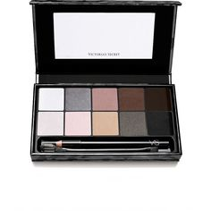 Victoria's Secret Limited Edition Neutral Exotics Eye Palette (92 BRL) ❤ liked on Polyvore featuring beauty products, makeup, eye makeup, eyeshadow, beauty, 35. eye makeup., pencil eyeliner, victoria secret eyeshadow, victoria secret eye makeup and palette eyeshadow