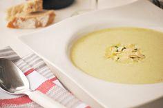 Neus cocinando con Thermomix: Crema de brócoli