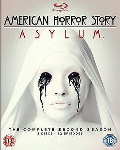 #American #horror story - season 2 (asylum) #[blu-ray],  View more on the LINK: http://www.zeppy.io/product/gb/2/262625885557/