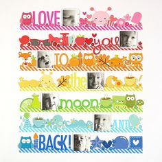 To The Moon & Back *Doodlebug* - Scrapbook.com