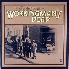 Grateful Dead - Workingman's Dead