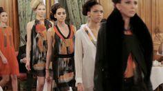 Lucie Brochard.võ fashion show - palace le Bristol Paris