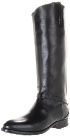FRYE Women's Lindsay Plate Knee-High Boot,Black Smooth Full Grain Leather,5.5 M US FRYE,http://www.amazon.com/dp/B006NYOSVY/ref=cm_sw_r_pi_dp_hc3Zrb1AKPAGD5AW
