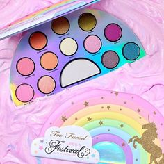 Too Faced launched this amazing new makeup collection! New eyeshadow palette lippies and so many other great products! So much makeup look inspiration and fun colors and shades here!