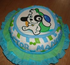 torta doki - Buscar con Google Party Themes, Cake, Google, Desserts, Food, Meet, Food Cakes, Party, Tailgate Desserts