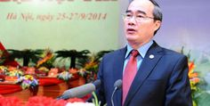 Mr. Nguyen Thien Nhan continue as the Chairman of the Vietnam Fatherland Front Central Committee