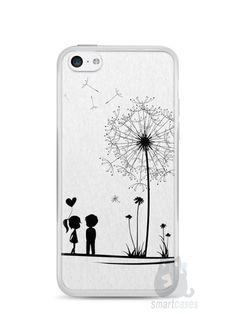 Capa Iphone 5C Casal Apaixonado - SmartCases - Acessórios para celulares e tablets :)