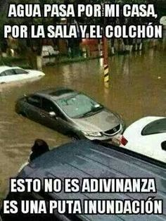 Ohhg no mas lluvias