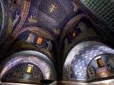 mosaico gala placidia - Buscar con Google
