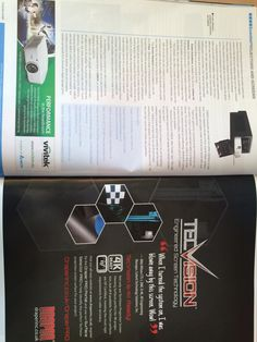 Projector Enclosures editorial  in Essential Install Magazine http://www.projector-enclosures.co.uk/