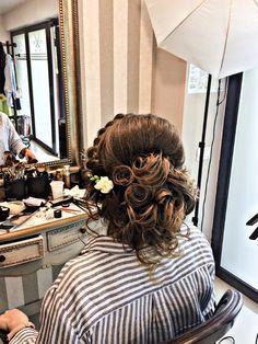 #hairstyle #weeding