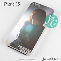Lauren Mayberry Drown In Sound Phone case for iPhone 4/4s/5/5c/5s/6/6 plus