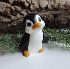 Keramik Pinguin von http://de.dawanda.com/product/73940531-Keramik-Pinguin