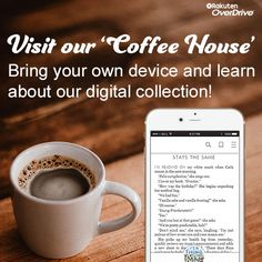 Get the word out about your OverDrive digital library with our free resources below to print, distribute, or share digitally.